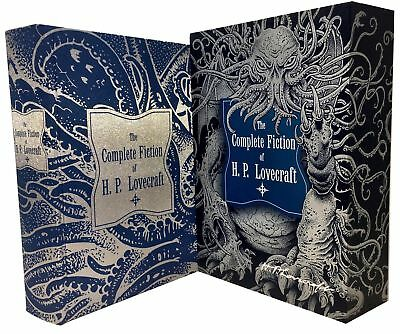 The Complete Fiction of H. P. Lovecraft (Knickerbocker Classics) NEW
