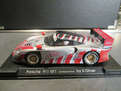 Fly Porsche 911 GT1 Limitierte Edition by S'Oliver - Carrera Slot.it
