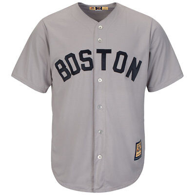 Boston Red Sox Cooperstown Cool Base MLB Road Jersey - 1969