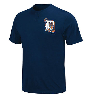 Detroit Tigers Officially Licenced 2 Button MLB T shirt