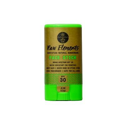 Raw Elements Eco Face Stick 30+ (17g)