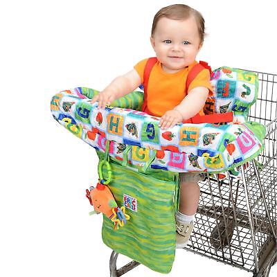 Shopping Cart Cover seat chair baby high chair safety	Remove pad new mat