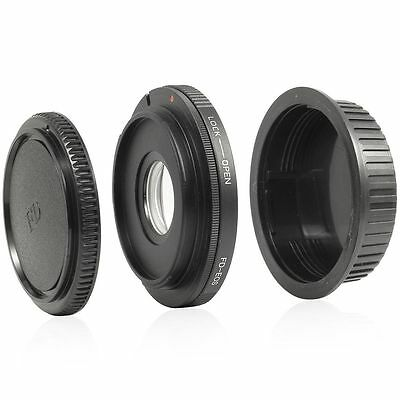 Mount Adapter Ring for Canon FD FL Lens to EOS EF Camera Infinity Focus DC263