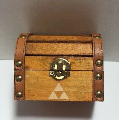 Legend Of Zelda Treasure Chest Coin Box