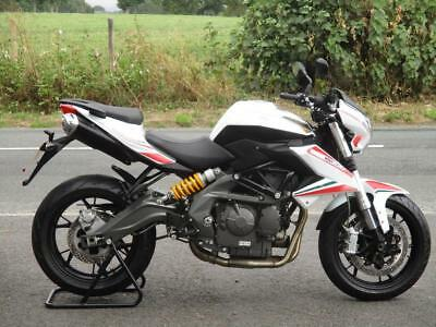 BENELLI BN600i, TAKE A LOOK AT THIS STUNNING BIKE.