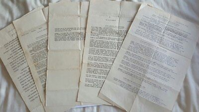 White Star Line Rms Olympic Wwi Letters Titanic Interest