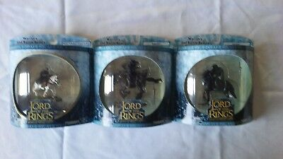 The Lord of the Rings - Armies of Middle Earth Warriors & Battle Beast Set of 3
