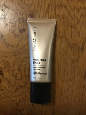BareMinerals - Complexion Rescue Tinted Hydrating Gel Cream SPF30 - #09 Chestnut -35ml/1.18oz YEOUTH Vitamin C Serum For Day with Vitamin E and Hyaluronic Acid Serum, Anti Wrinkle, Fill Fine Lines, Evens Skin Tone, Fades Age Spots, Medical Grade Anti Aging Skin Care Products