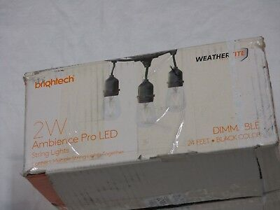 Brightech - Ambience Pro with WeatherTite Tech - Outdoor Weatherproof Lights