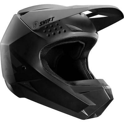 NEW SHIFT WHIT3 Label Matte Black Helmet from Moto Heaven
