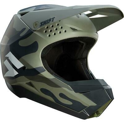 NEW SHIFT WHIT3 Label Camo Helmet from Moto Heaven