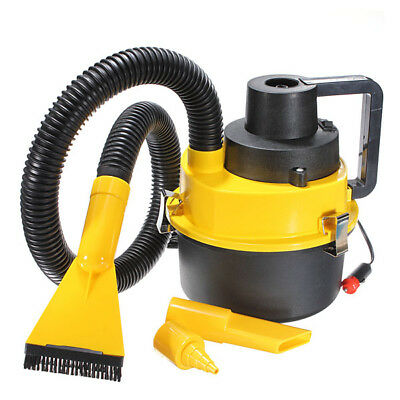 Portable Wet And Dry Car Vacuum Cleaner Auto Hoover 12V Pump Air [From US]