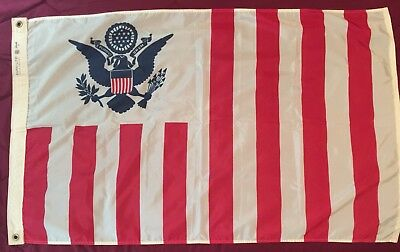Vintage US Customs and Border Patral US National Ensign * Dettra * Vietnam War