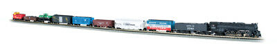 Bachman - Train Sets w/Nickel Silver E-Z Track System -- Empire Builder - N