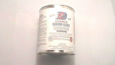 Diablo Carbon Kleen Household and Popcorn Kettle Cleaner 1 Pint