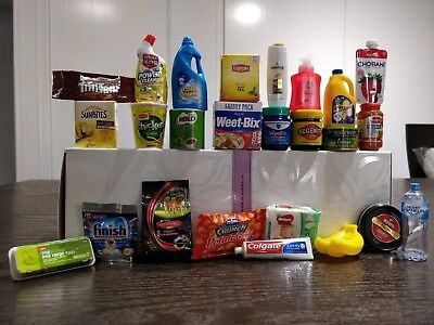 COLES Little Shop Mini Collectables Assorted FREE SHIPPING