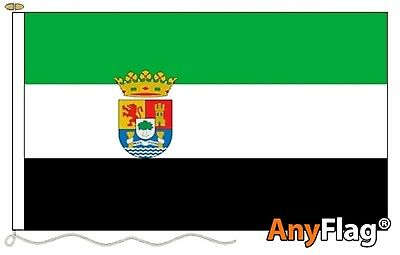 Extremadura Custom Made To Order Various Flag Sizes