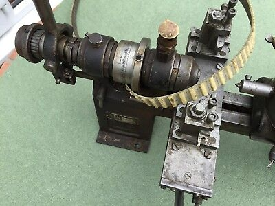 clockmakers pultra capstan lathe