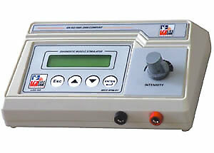 LCS 164 Muscle Stimulator with LCD Display & programmable memory PAIN RELIEF
