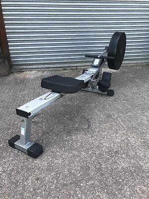 V-Fit AR1 Folding Air Rowing Machine, Rower IMMACULATE CONDITION USED TWICE