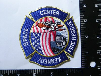 Fire Patch- -Kennedy Space Center