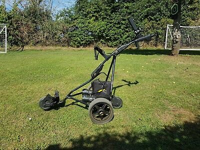 POWAKADDY ROBOKADDY REMOTE Control Golf Trolley not motocaddy cart