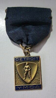 POLITICALLY INCORRECT OLD 1933 BasketBall MEDAL - JUNGLE CHAMPIONS - Detroit MI