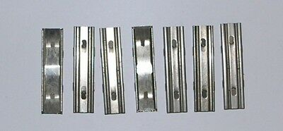 Original Mauser 7mm stripper clips for Models 93, 94, 95, 1910 5 round capacity
