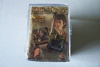 2004  Complete  Set  Lord  Of  The  Rings  90  Card  Set