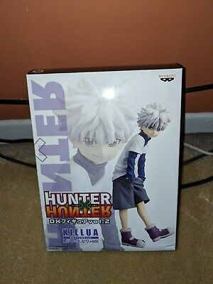 HUNTER x HUNTER DX figure vol.2 Killua Banpresto