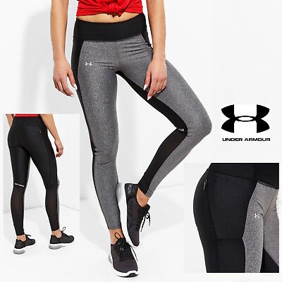5c4588bda2111e NWT Sz. S UNDER ARMOUR Women's Running Compression Fly-By Leggings 1297935  002
