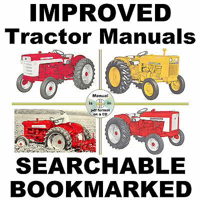 Case farmall 40 45 50 tractor service shop repair manual cd farmall ih case 130 230 tractor service shop repair manual best searchable cd fandeluxe Choice Image