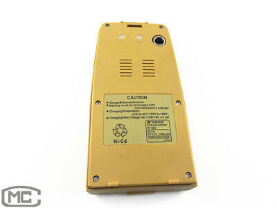 New Topcon Bt-32Q Battery For Gts-220/210/200 Series Total Station 2 Pin