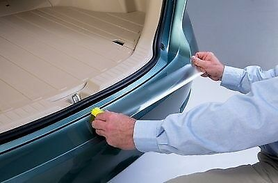 3M Clear Paint Protection Film - 75mm x 1.500mlong - SUV's /  Hatch Back Bumpers