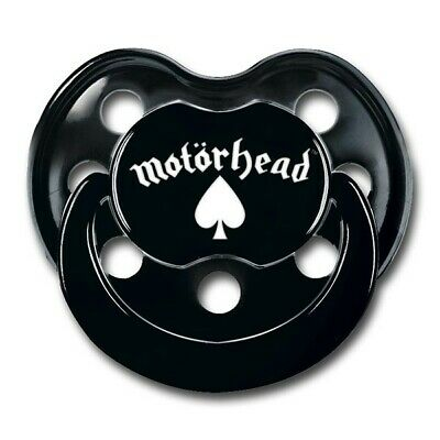 Motorhead Logo Baby Dummy Soother