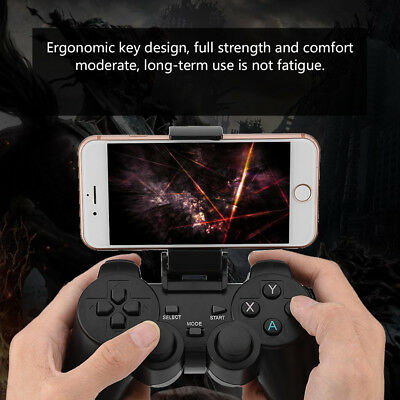 2.4G Wireless Bluetooth Game Controller Gamepad Per Android TV PC Cellulare