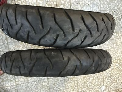 Coppia Gomme Michelin Anakee 3 110/80 R19 - 140/80 R17