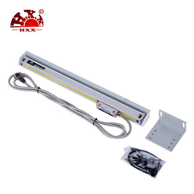 HXX linear scale 5um 50-1000mm GCS linear encoder for milling lathe machine