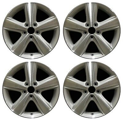 """17/"""" Toyota Camry LE 2018 Factory OEM Rim Wheel 75220 Silver"""
