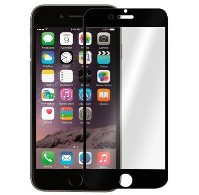 PELLICOLA VETRO TEMPERATO APPLE IPHONE 6 6s PROTEZIONE TOTALE 3D TEMPERED GLASS