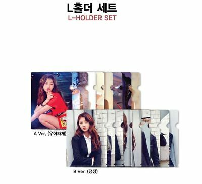 TWICE FAN MEETING ONCE BEGINS OFFICIAL GOODS L-HOLDER SET B Ver. NEW