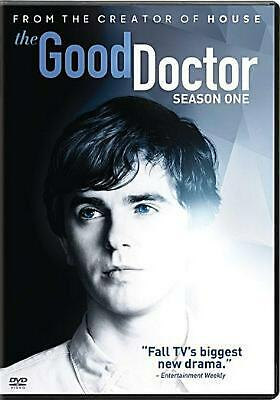 Good Doctor:season One - DVD Region 1 Free Shipping!