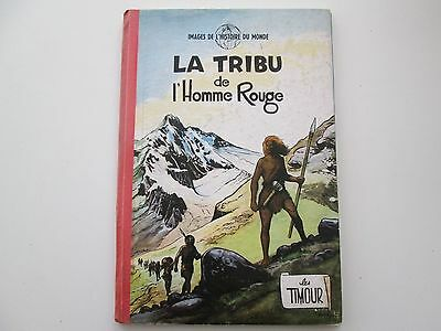 The Timur EO1955 the Tribe of L' Man Red Be / Tbe Edition Original Belgian