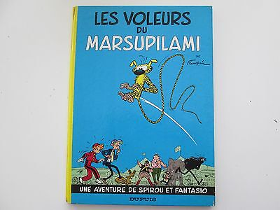 Spirou and Fantasio T5b 1965 Thieves of the Marsupilami Tbe