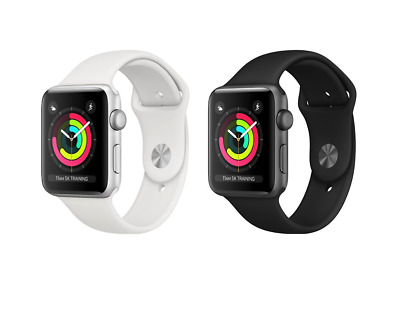 Apple Watch - Series 3 - BRAND NEW - 42MM - GPS-WiFi Bluetooth-1 Year Warranty!