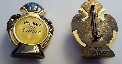 Cartier Panthere Broche