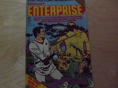 Comic Heft Raumschiff Enterprise