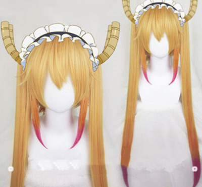 Kobayashis Dragon Maid Schwester Shake Dragon Thor Cosplay Animation