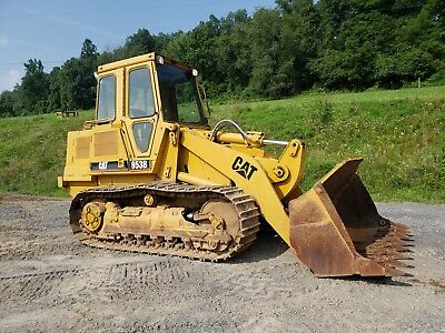 1994 Caterpillar 953B Track Loader Diesel Engine Hydraulic Hystat Machinery Cat!