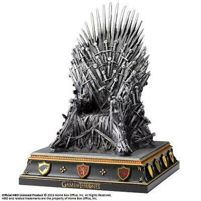 Game Of Thrones Iron Throne Trono Di Spade Fermalibri Serie Tv Noble Collection
